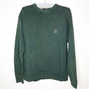 Tommy Hilfiger Green Sweater XL